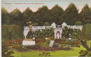 Sizilianischer Garten mit dem Bogenschutzen, Potsdam, Brandenburg, Germany 19...