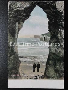 c1904 - Natural Arch, Portrush