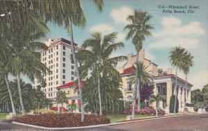 Florida Palm Beach Whitehall Hotel Curteich