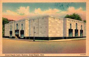 Wisconsin Grand Rapids Public Museum Curteich