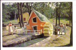 The Jolly Miller, Storybook Gardens, London, Ontario,