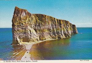 Le Rocher Perxe Perce Rock Perce Quebec Canada