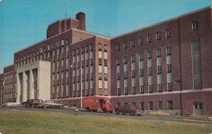 HOLYOKE , Massachusetts , 50-60s , V.A. Hospital & Home