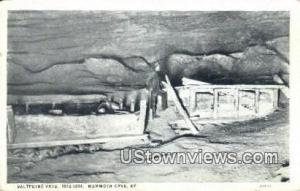 Saltpetre Vats, 1812-1814 Mammoth Cave KY Unused
