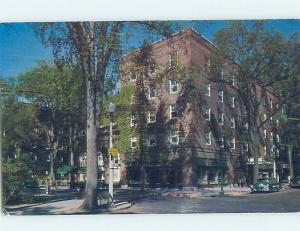 Pre-1980 HOTEL SCENE Glens Falls - Lake George New York NY AE1037