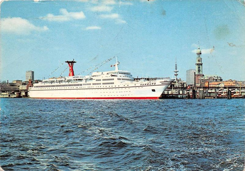 BC59960 bateaux ships in Hamburg