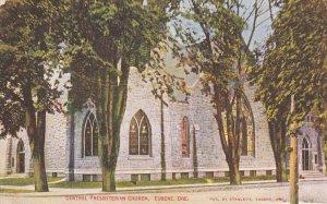 EUGENE, Oregon; Central Presbyterian Church, 00-10s