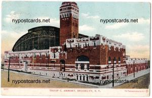 Troop C Armory, Brooklyn NY