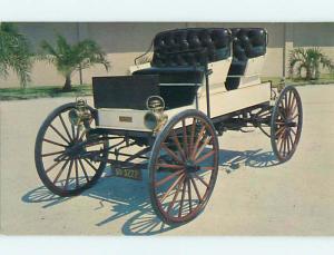 Pre1980 AUTOBUGGY - 1908 CAR MADE BY SEARS Sarasota FL r8940