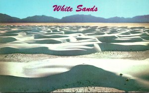 New Mexico White Sands National Monument