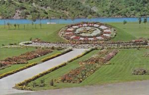 Floral Clock In The Atlantic Provinces, New Brunswick Electric Power Commissi...