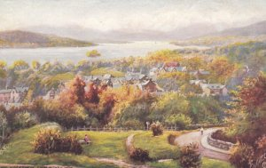 From Biskey How , WINDERMERE . UK , 00-10s ; TUCK 7314