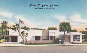 Florida Palmetto Civic Center