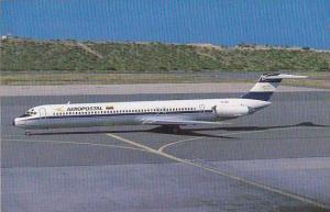 AEROPOSTAL McDONNELL DOUGLAS MD-83