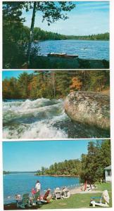 3 - Kodachrome Cards - ? Adirondacks ?