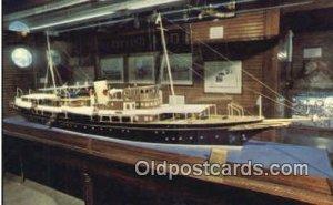 Carillon Park, Danyton, Ohio, OH USA Steam Ship Unused