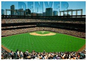 Colorado  Denver Stadium