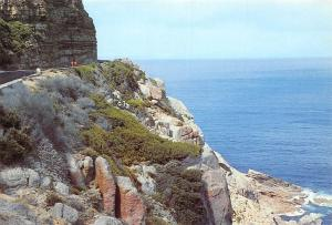 South Africa, Cape Peninsula, Chapman's Peak Drive