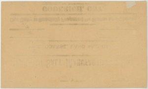 c1880s-1890s Ontario Goderich Salt Manufacturing Co. Platt McEwan Scobie
