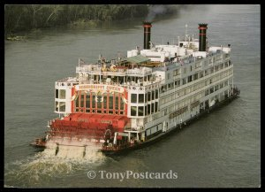 The Magnificent Mississippi Queen