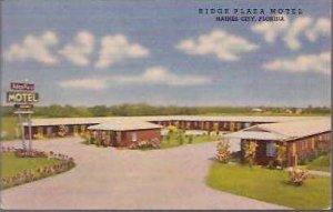 FL Haines City Ridge Plaza Motel 1957