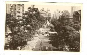 RP; Praca Floriano, Rio de Janeiro, Brazil, 20-40s