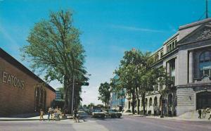 Highfield Square , MONCTON , New Brunswick , Canada , 50-60s
