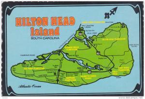Hilton Head Island, HILTON HEAD, South Carolina, 50-70´s