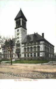 City Hall Cambridge MA Unused