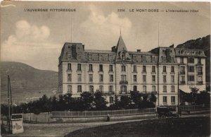 CPA Le MONT-DORE-L'International Hotel (46521)