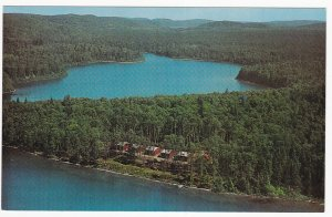 WAWA , Ontario , Canada , 50-60s ; Twin Lake Cottages