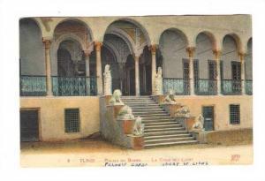 TUNIS (Tunisia) , Palais du BardoLa Cour des Lions , 00-10s
