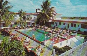 Florida Hollywood Beach Virmily Motel and Apartments 1961