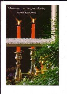 Christmas Candles, Joyful Memories,