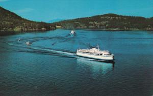 B.C. Ferries, VICTORIA, British Columbia, Canada, 40-60´