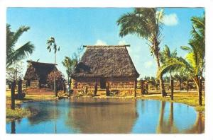 Fijian's Chief House, Hawaii, 40-60s
