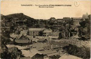 CPA AK Tananarive- Vue d'ensemble des Etablissement Etienne MADAGASCAR (819867)
