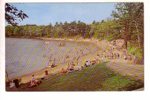 Bathing Scene, Heart Lake, Brampton, Ontario,