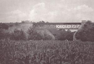 Gustave Eiffel Tower French Railway Engineer Ponte Do Neiva Portugal Bridge P...
