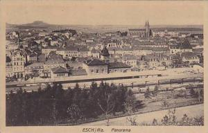 Panorama, Esch-sur-Alzette, Luxembourg, 1900-1910s