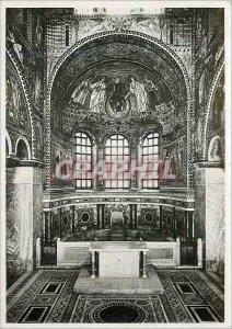 Postcard Modern Ravenna Basilica S Vitale Interno The Apse (VI Sec)