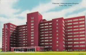 Iowa Iowa City Veterans Administration Hospital Curteich