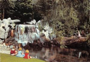 Netherlands Waterval Sonsbeek Children Waterfall