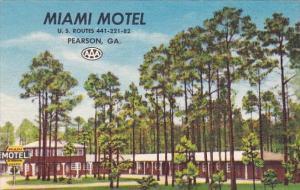 Georgia Pearson Miami Motel