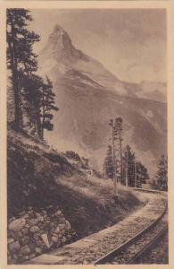 Gornergratbahn und Matterhorn, Valais, Switzerland, 10-20s