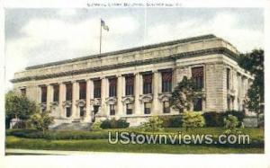 Supreme Court Bldg Springfield IL Unused