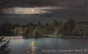 Moonlight Scene , Lakemont Park , ALTOONA , Pennsylvania , 00s-10s
