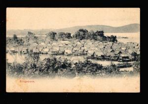 034230 SINGAPORE Ancient view Vintage PC
