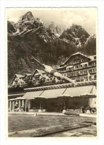 RP  S. Martino di Castrozza, Hotel DOLOMITI, Italy, 20-40s