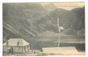Les Pyrenees Centrales, LUCHON, Lac D´Oo, Vue Generale, Haute Garonne, 00-10...